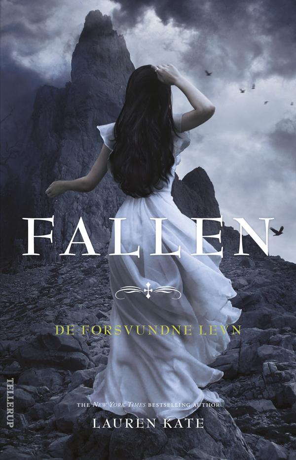 N/A Fallen #4: de forsvundne levn - e-lydbog på bog & mystik