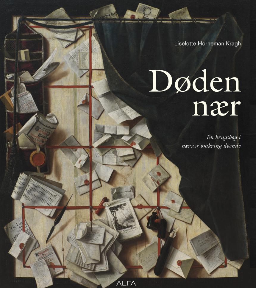 Image of   Døden nær - E-bog