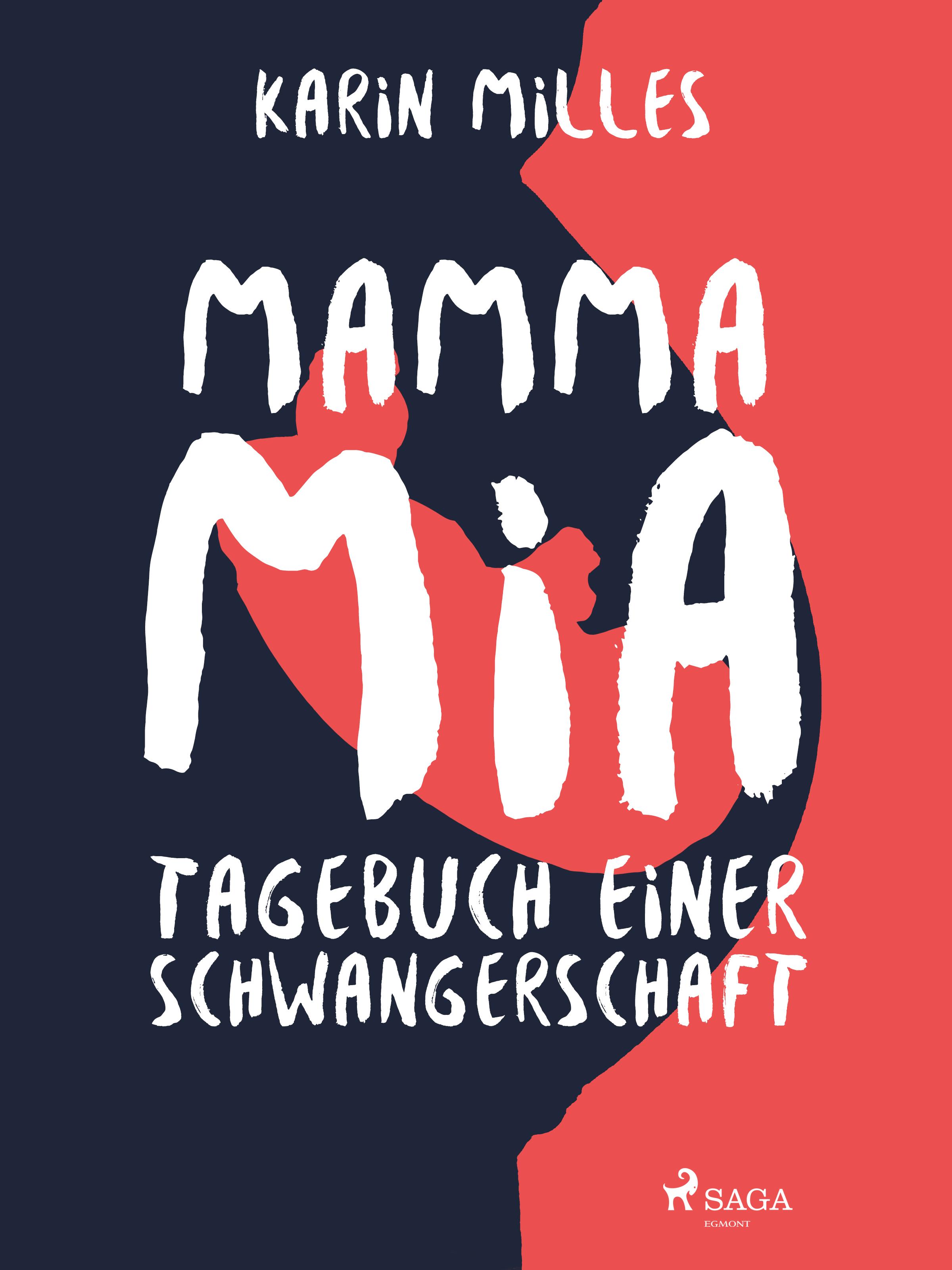 N/A – Mamma mia! tagebuch einer schwangerschaft - e-bog fra bog & mystik