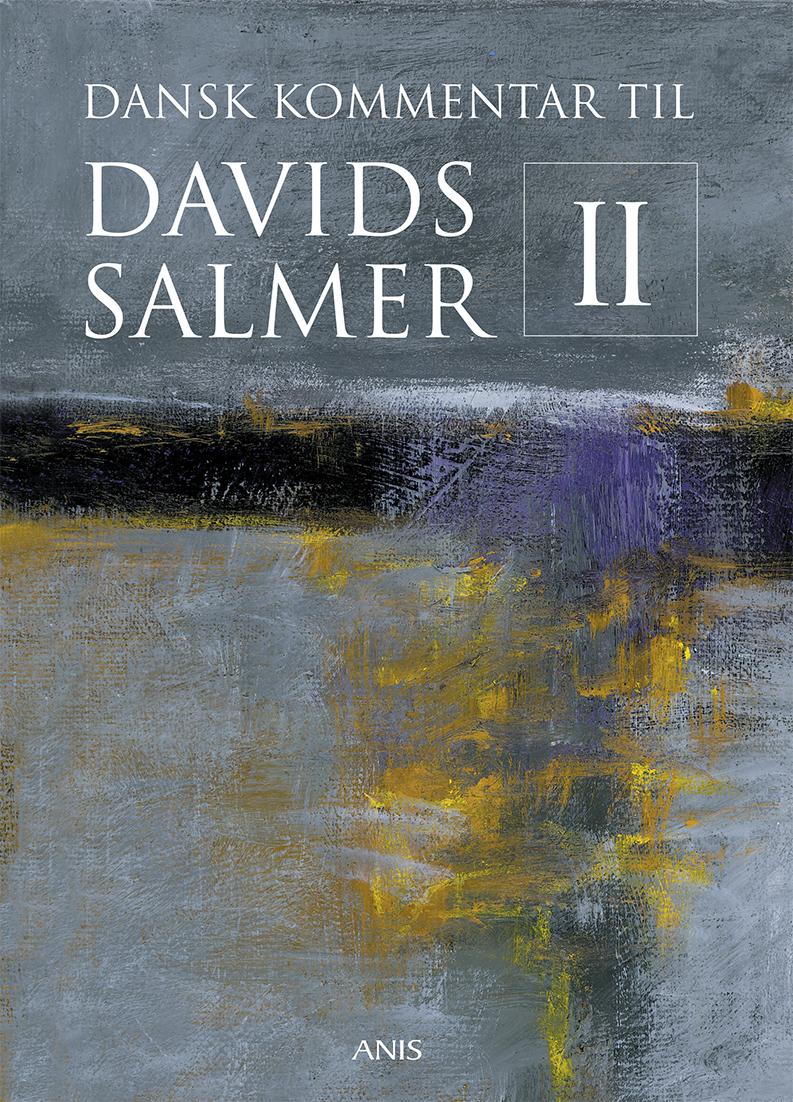 Image of   Dansk Kommentar til Davids Salmer II - E-bog