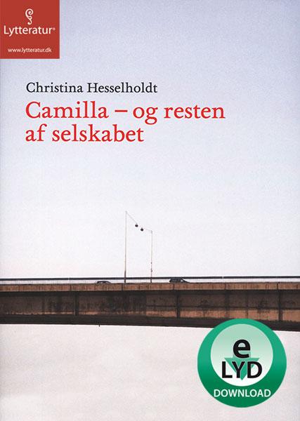Image of   Camilla - og resten af selskabet - E-lydbog