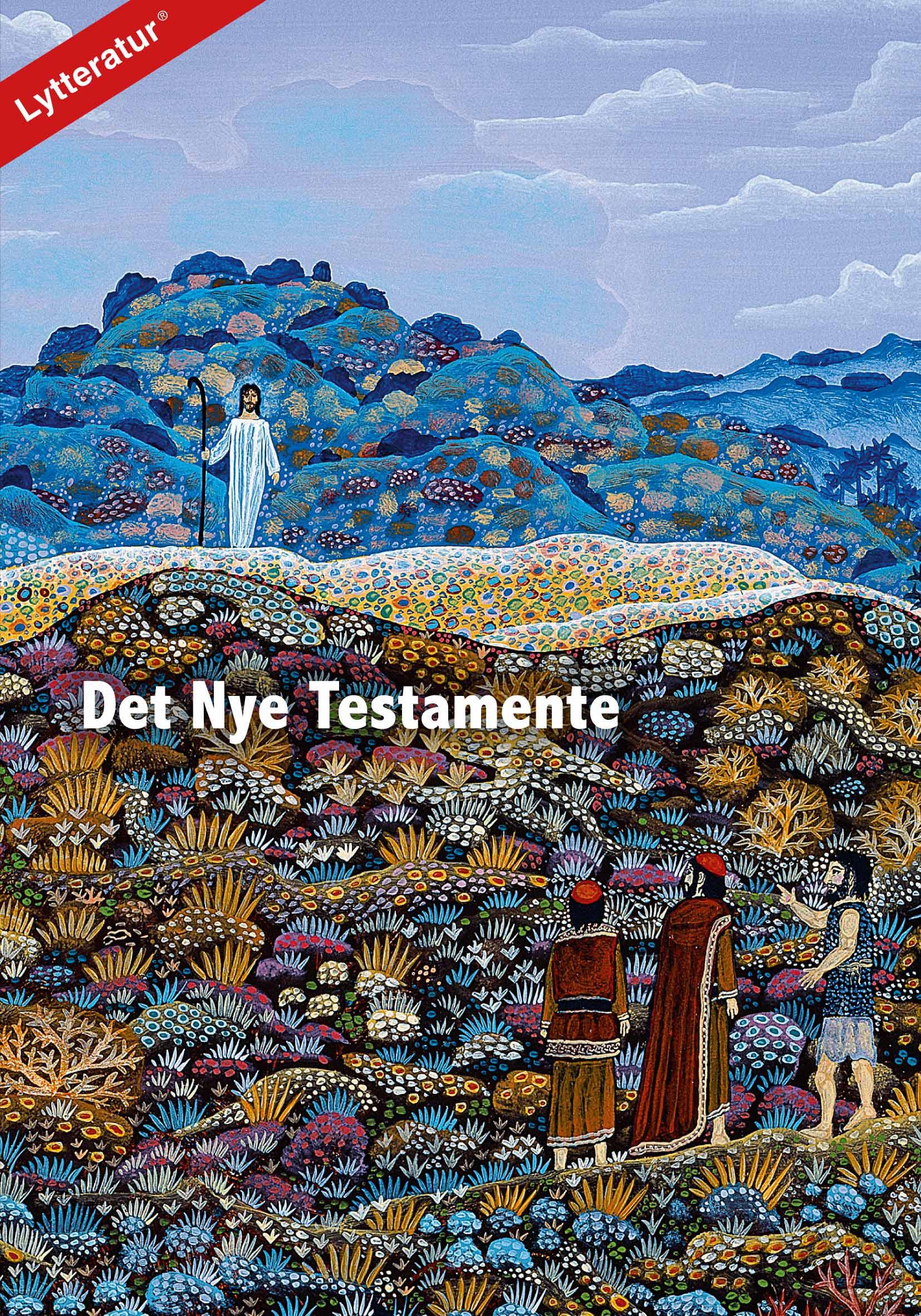 N/A – Det nye testamente - e-lydbog på bog & mystik