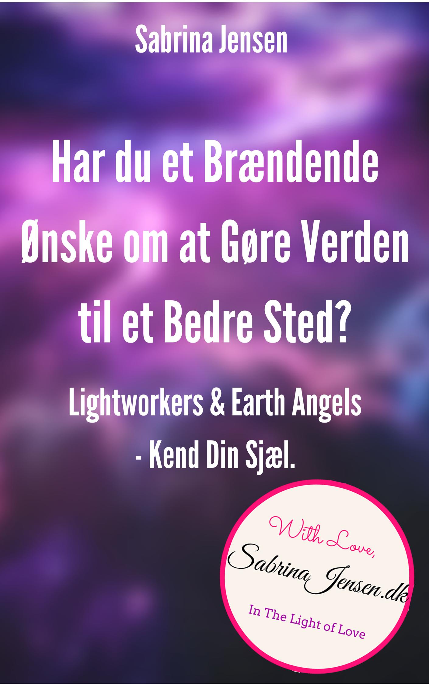 N/A – Lightworkers & earth angels - kend din sensitive sjæl - e-bog fra bog & mystik