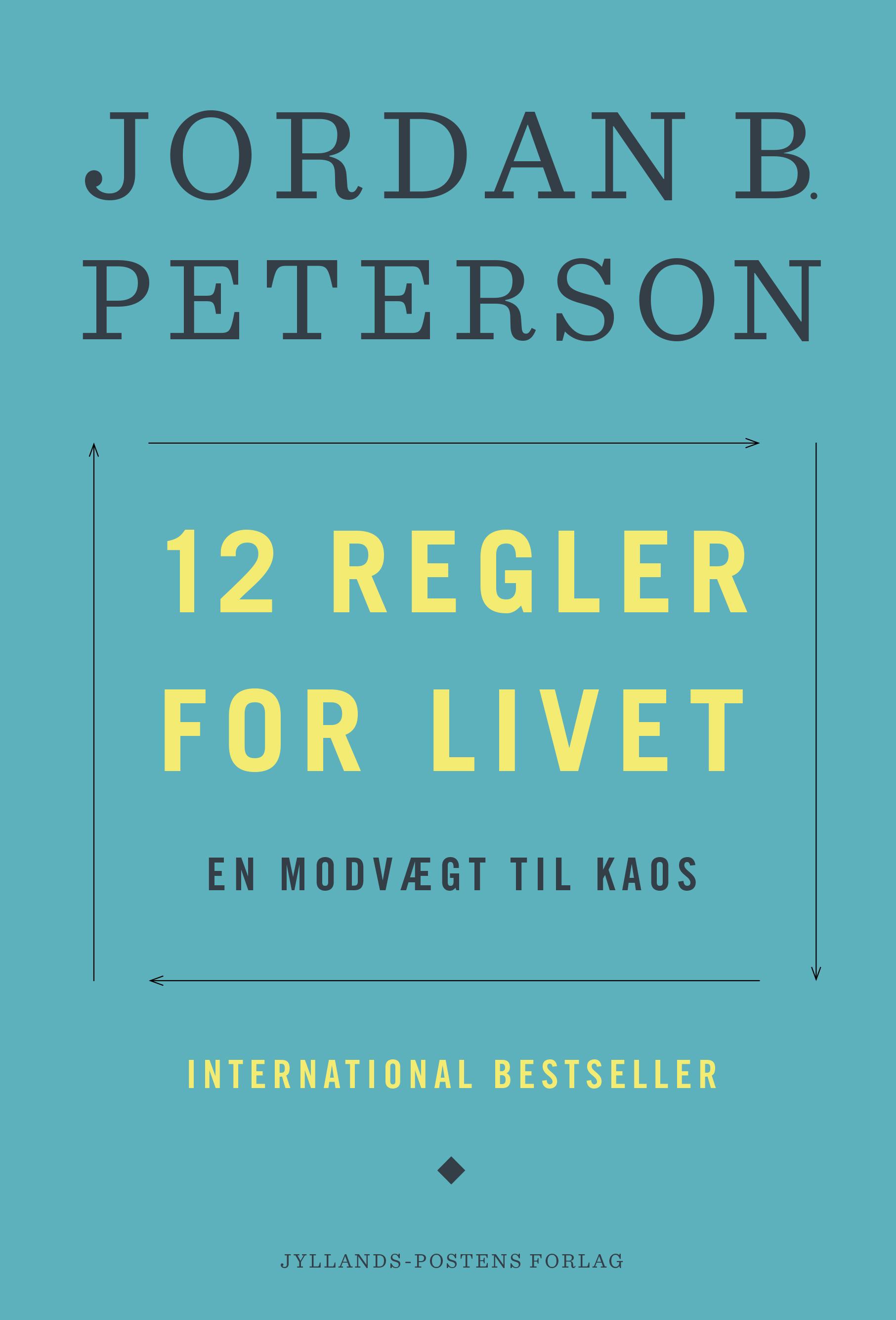 Image of   12 regler for livet - E-bog