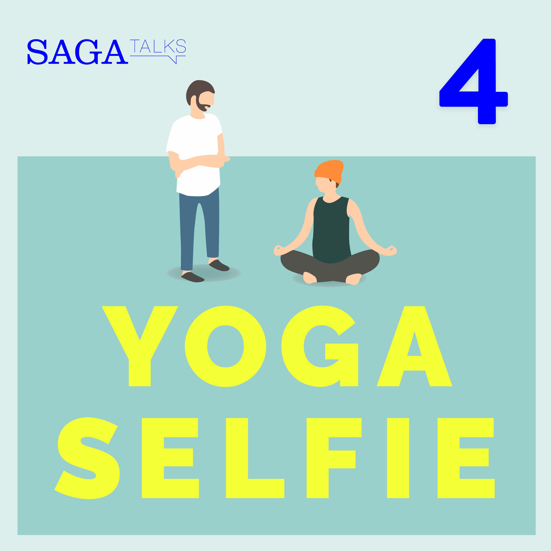 Image of   Yogaselfie #4 - Hullet og fremtiden - E-bog