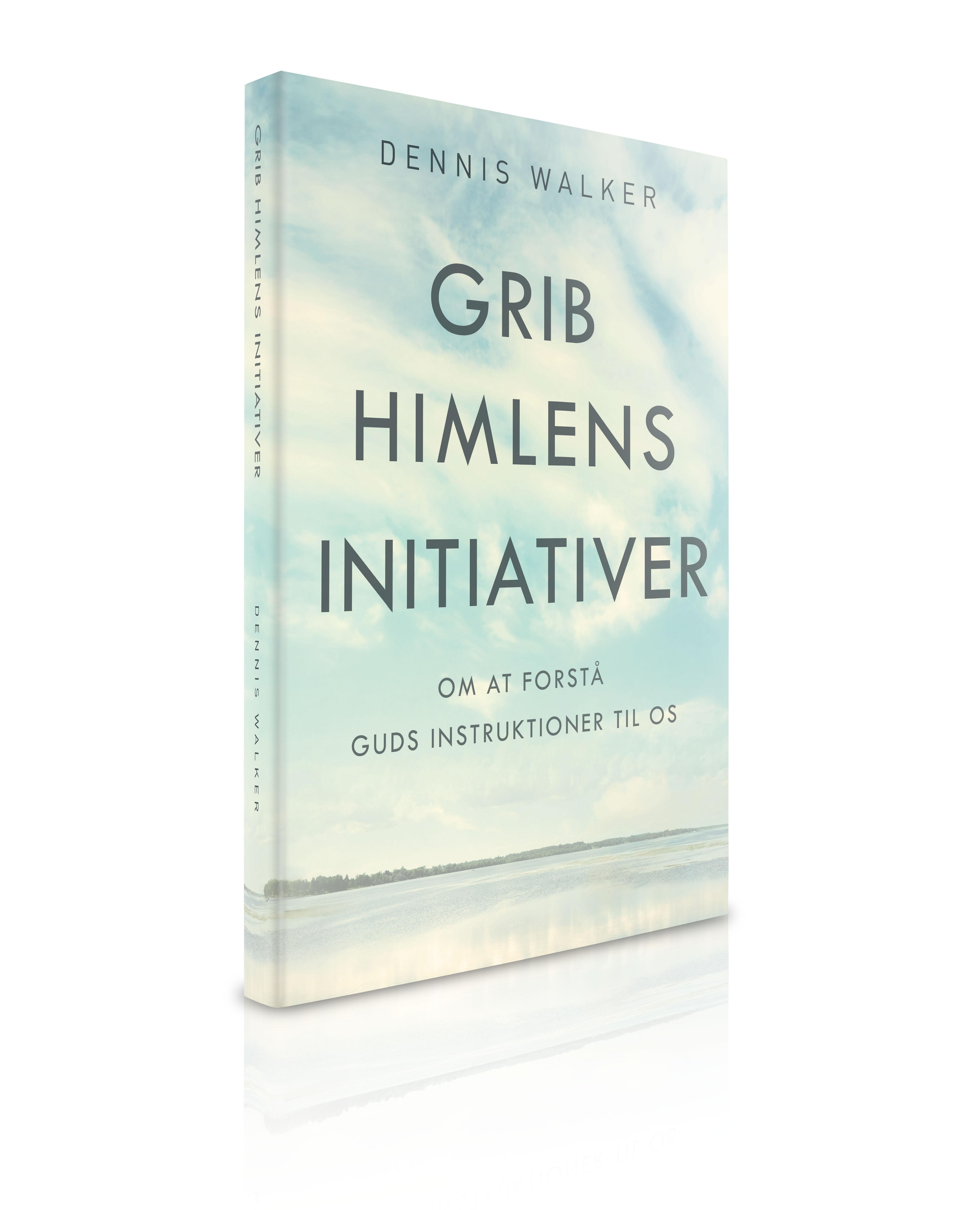 N/A – Grib himlens initiativer - e-bog fra bog & mystik