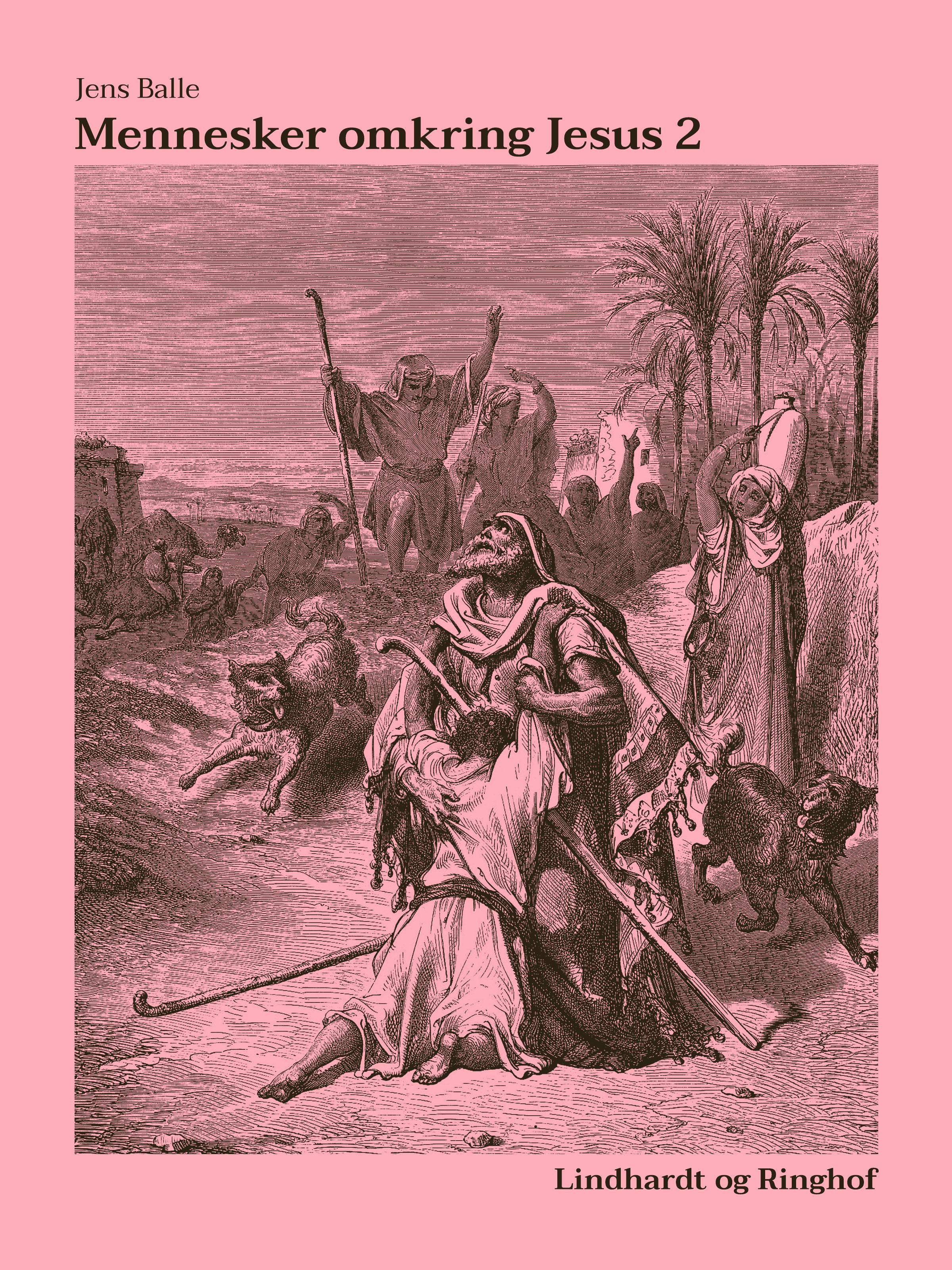 Image of   Mennesker omkring Jesus 2 - E-bog