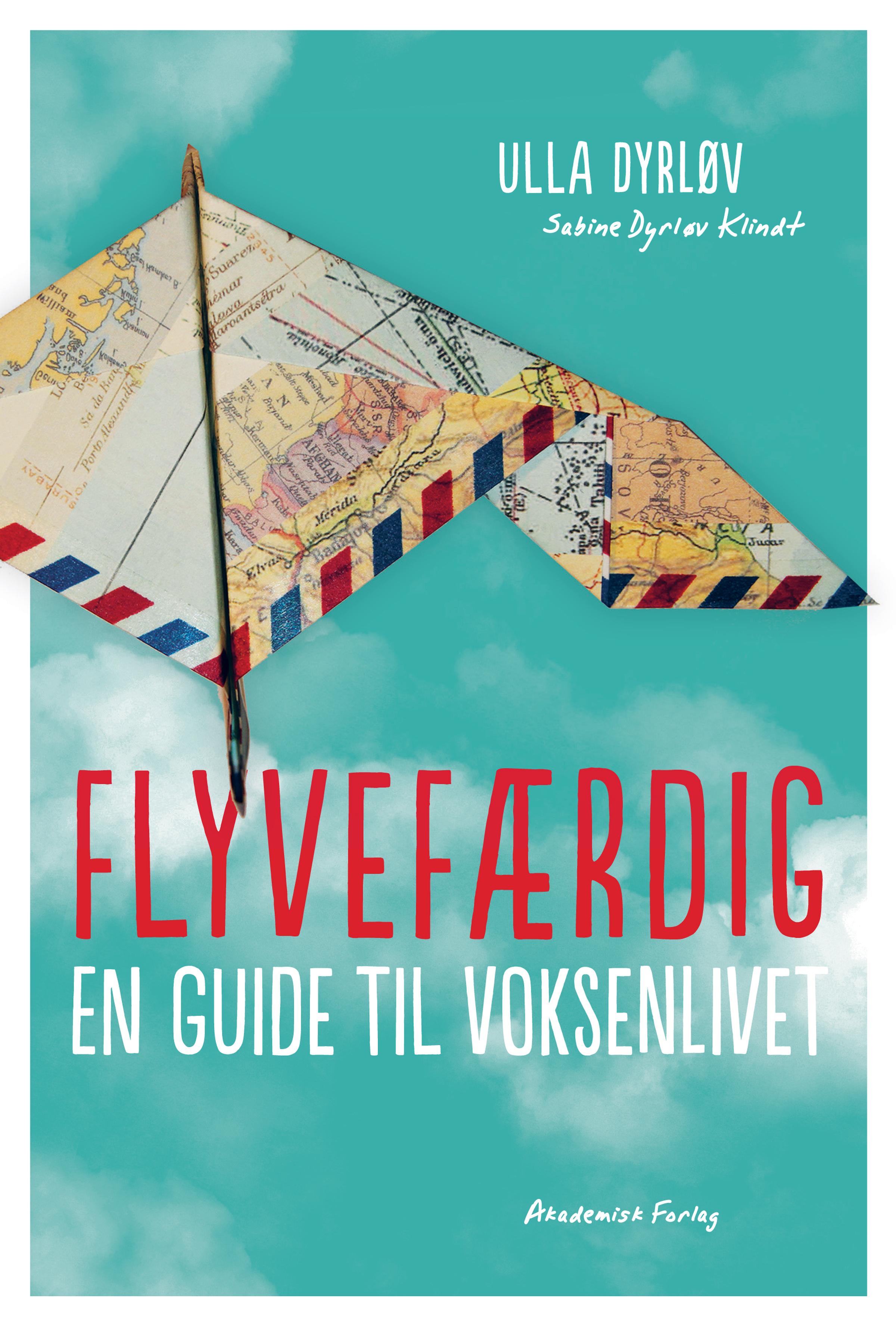 N/A Flyvefærdig. en guide til voksenlivet - e-bog fra bog & mystik