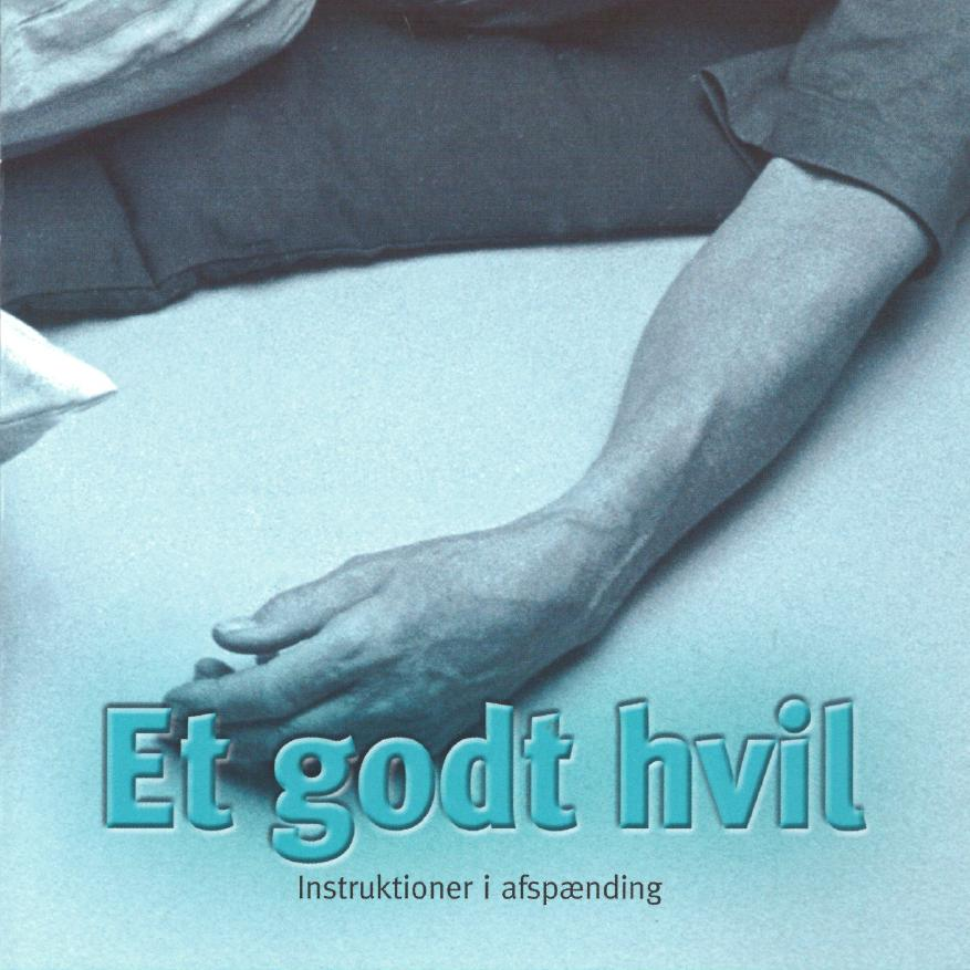 N/A – Et godt hvil - introduktion i afspænding - e-lydbog fra bog & mystik