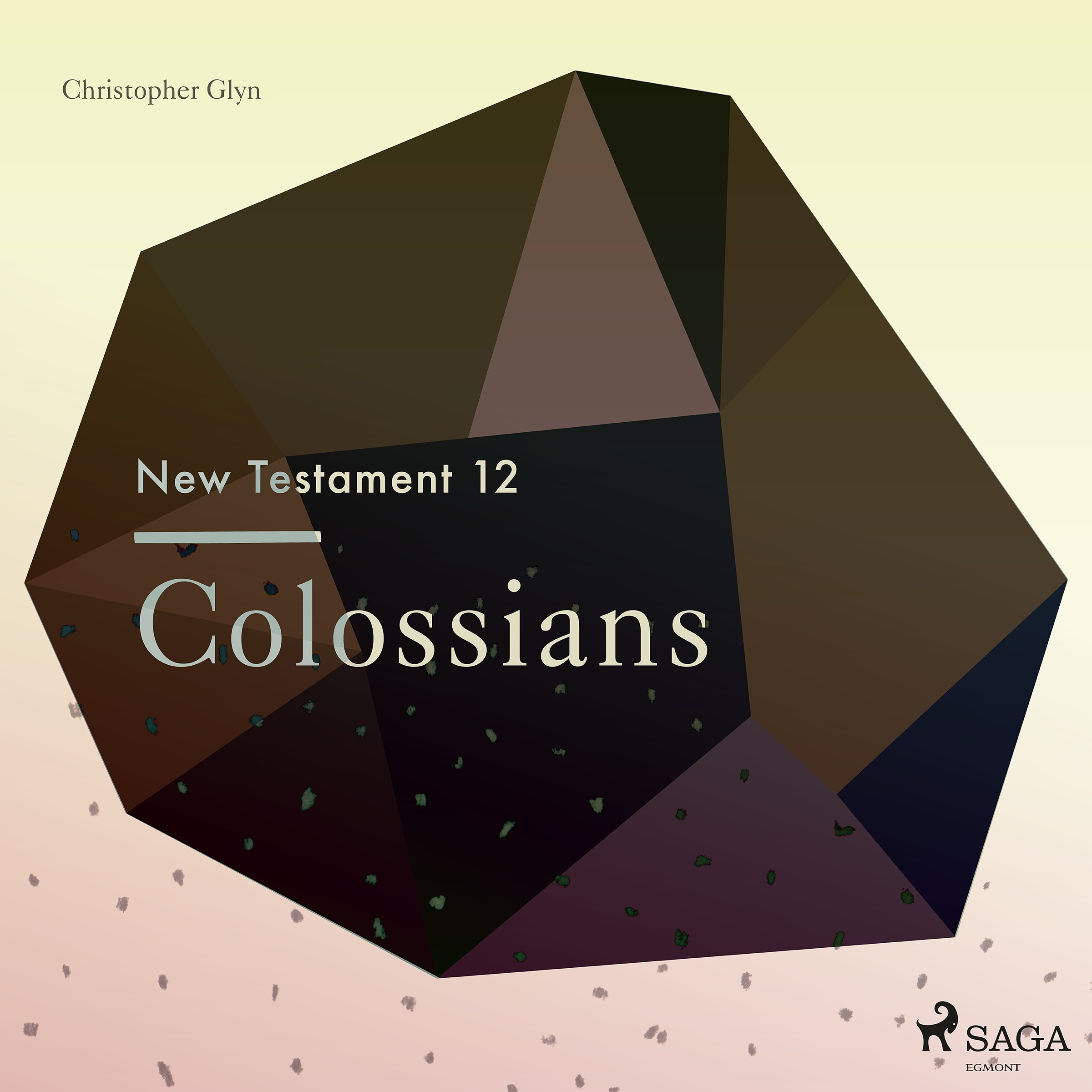 Image of   The New Testament 12 - Colossians - E-lydbog