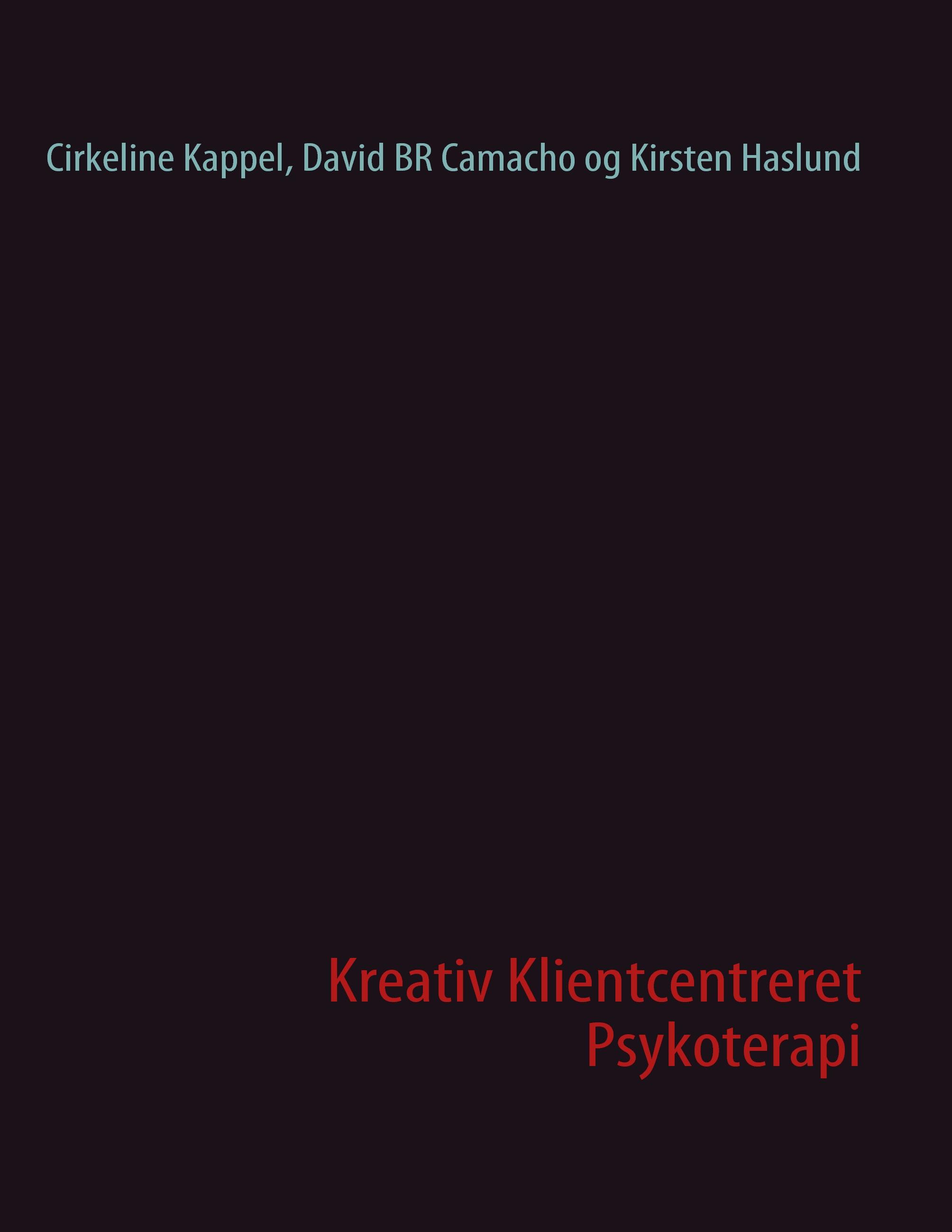N/A Kreativ klientcentreret psykoterapi - e-bog på bog & mystik