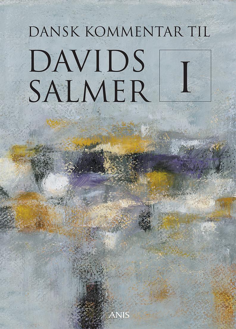 Image of   Dansk Kommentar til Davids Salmer I - E-bog
