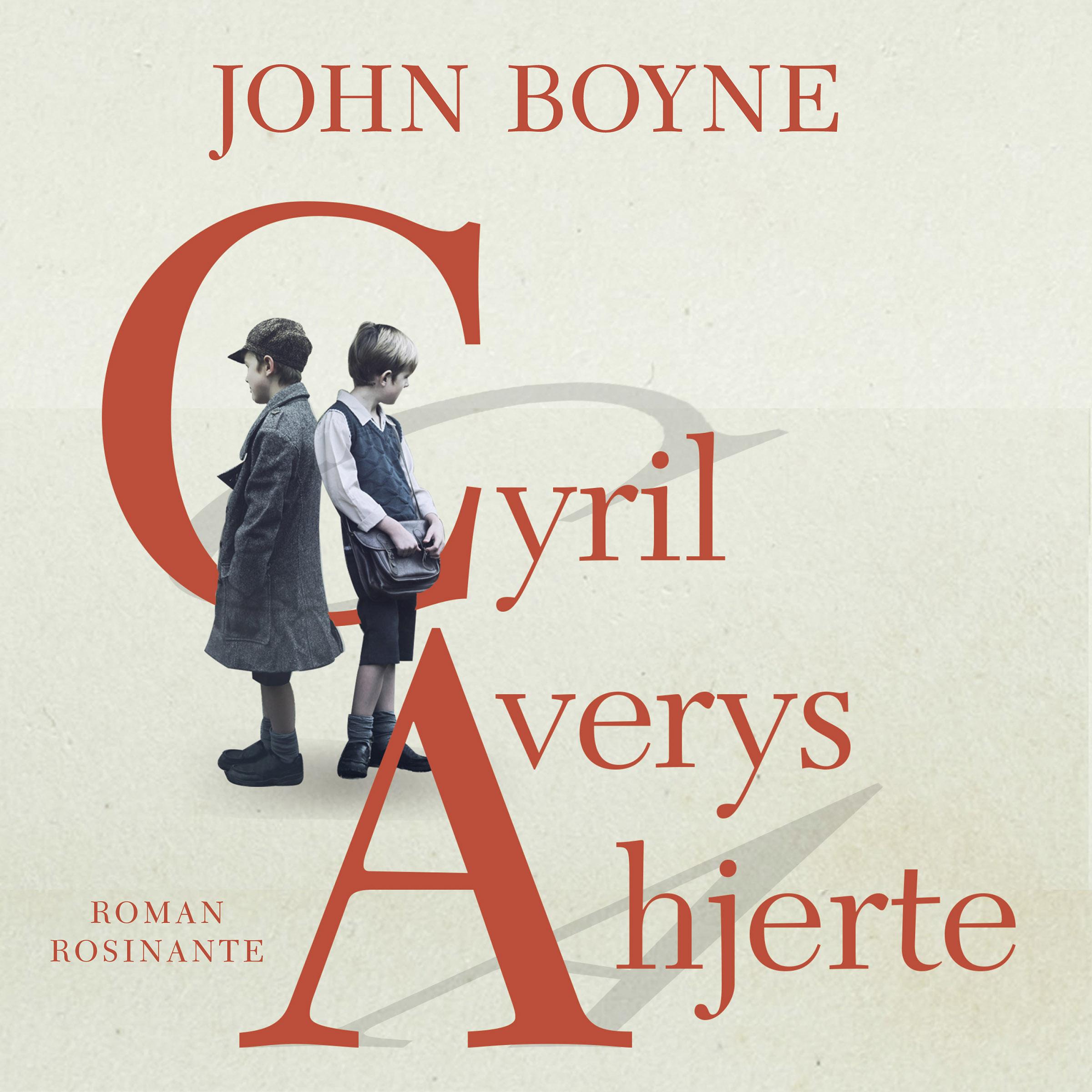 Cyril Averys hjerte - E-lydbog