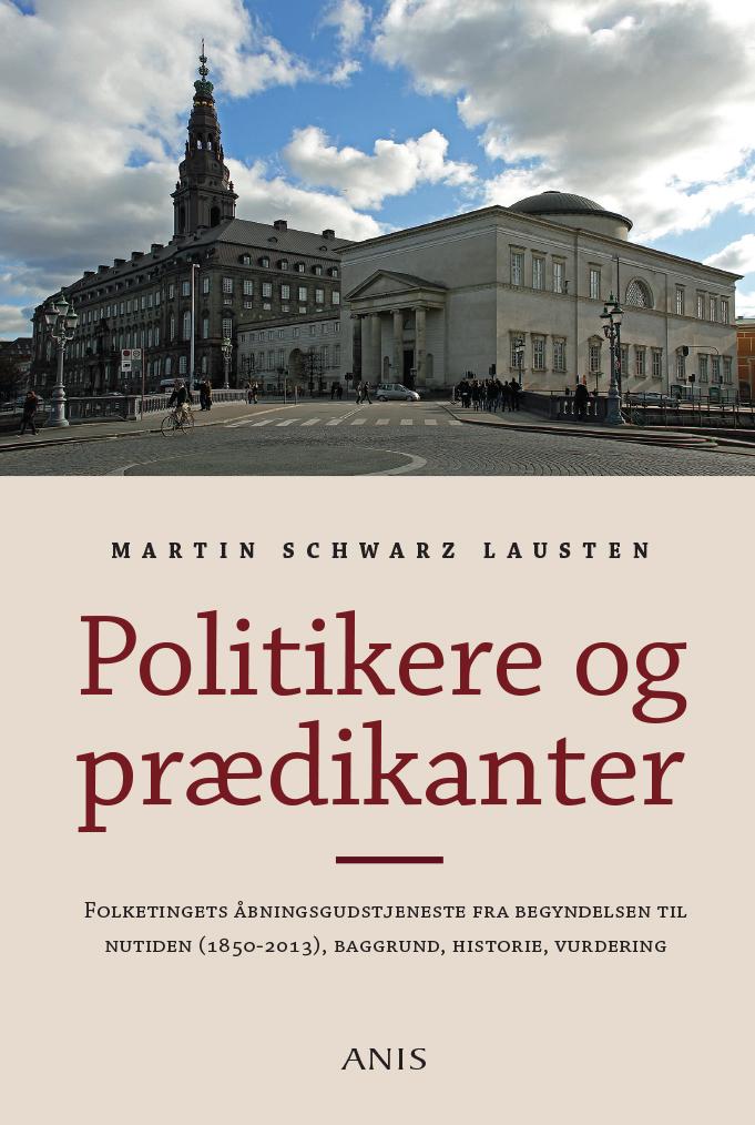Image of   Politikere og prædikanter - E-bog