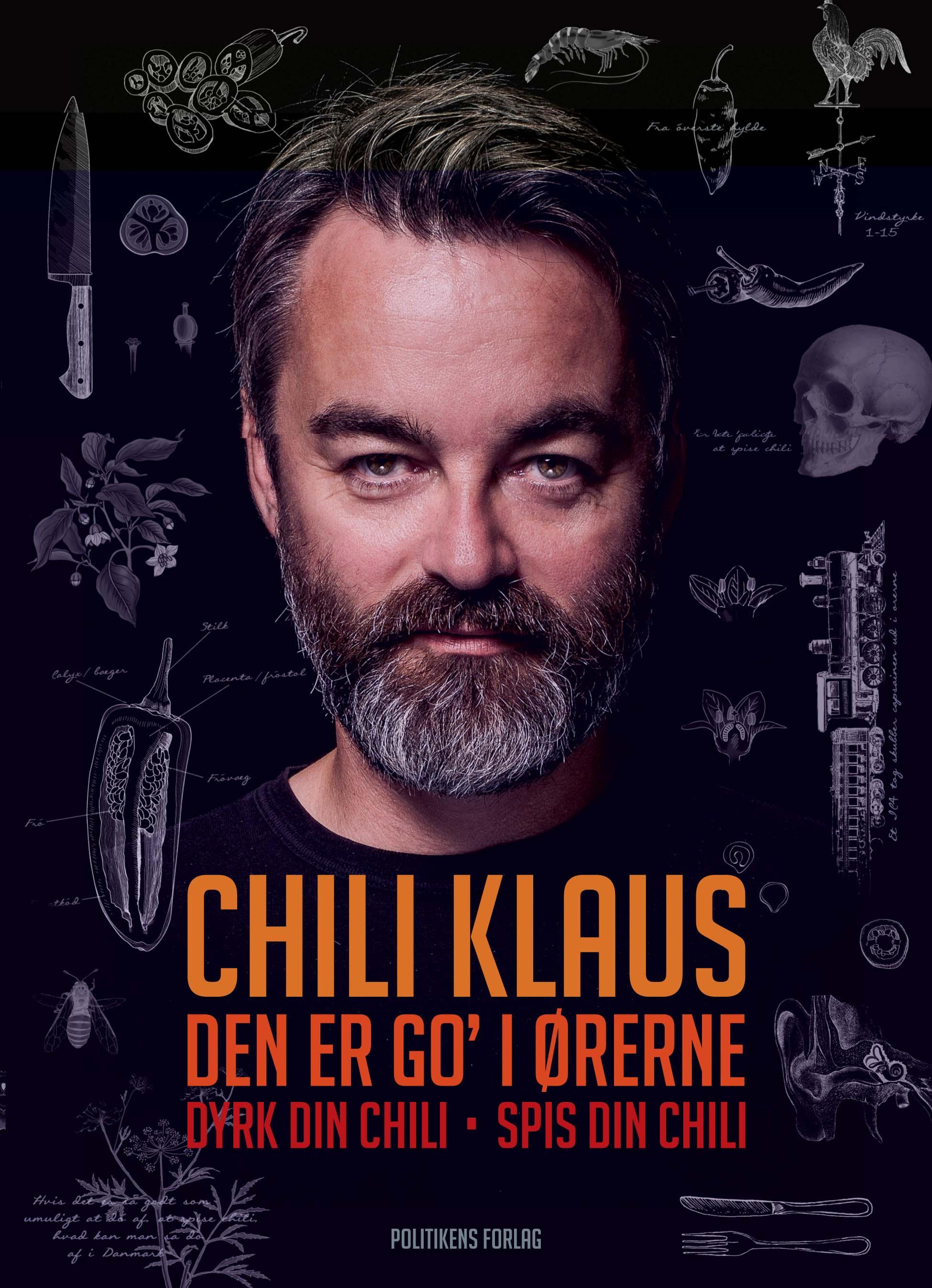 N/A Chili klaus - den er go i ørerne - e-bog på bog & mystik