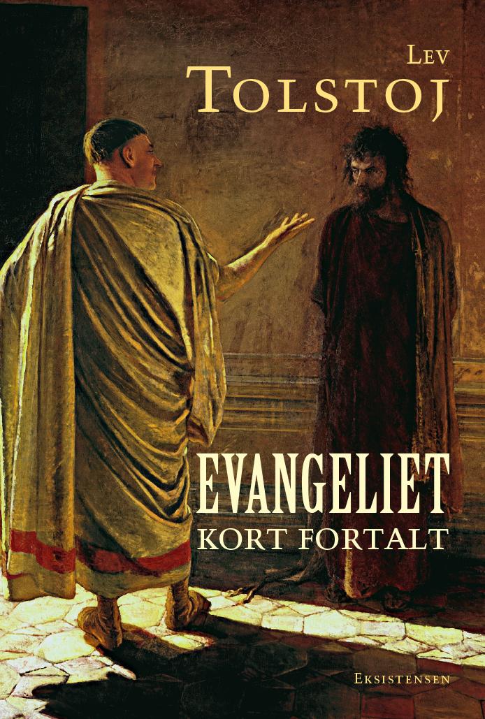Image of   Evangeliet kort fortalt - E-bog