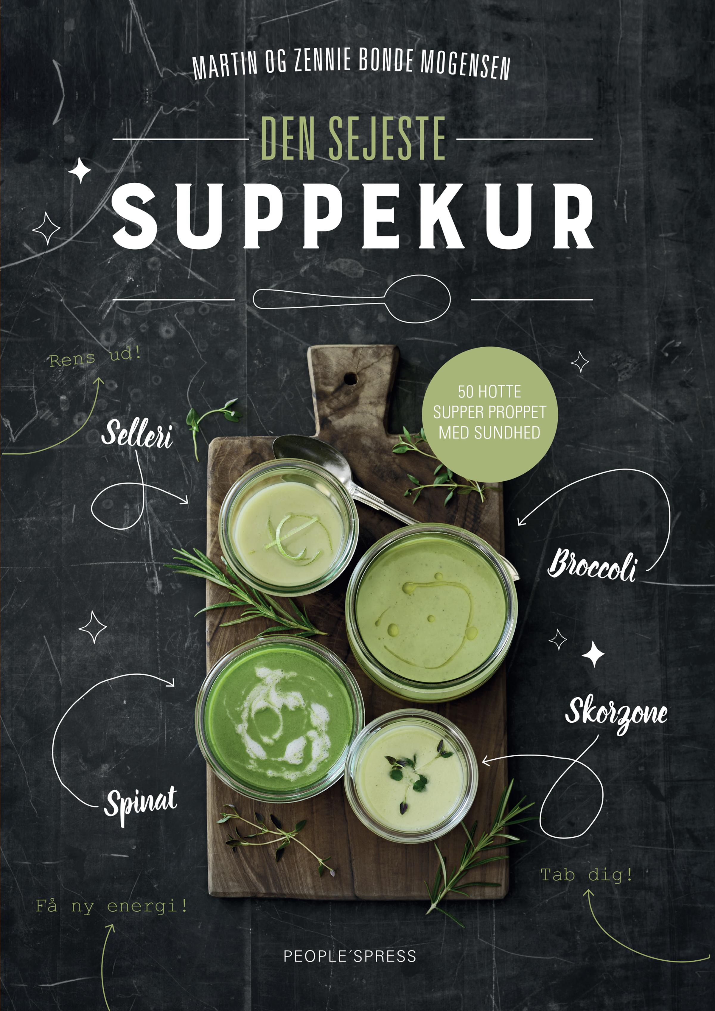 Den sejeste suppekur - e-bog fra N/A på bog & mystik