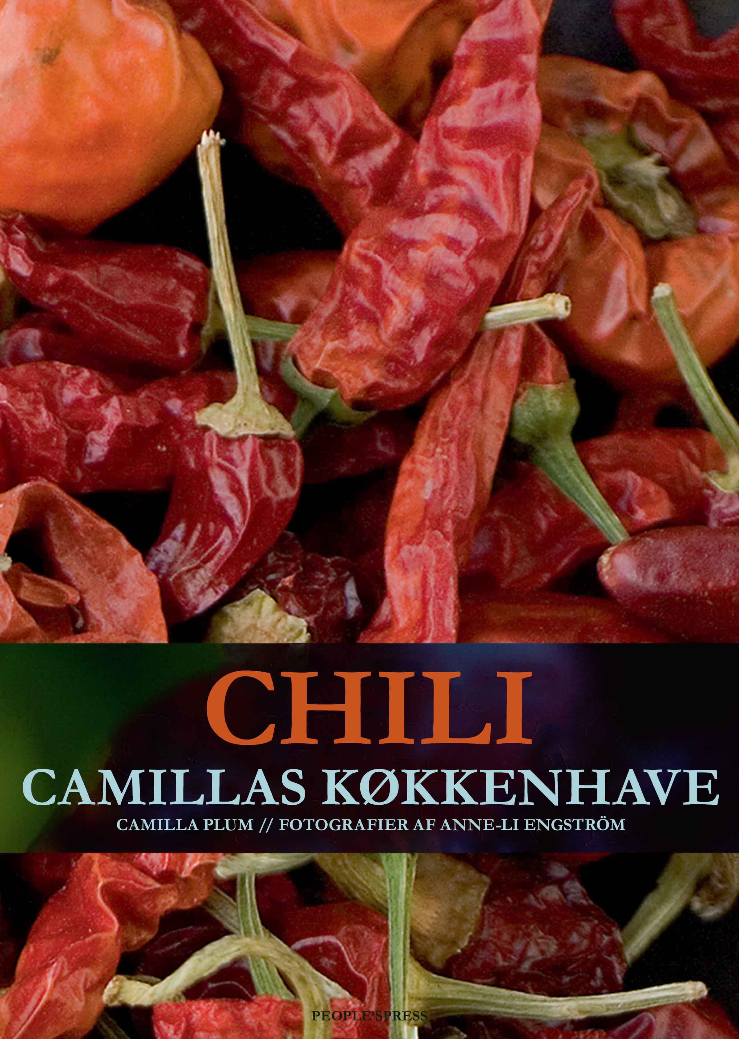 N/A Chili - camillas køkkenhave - e-bog fra bog & mystik