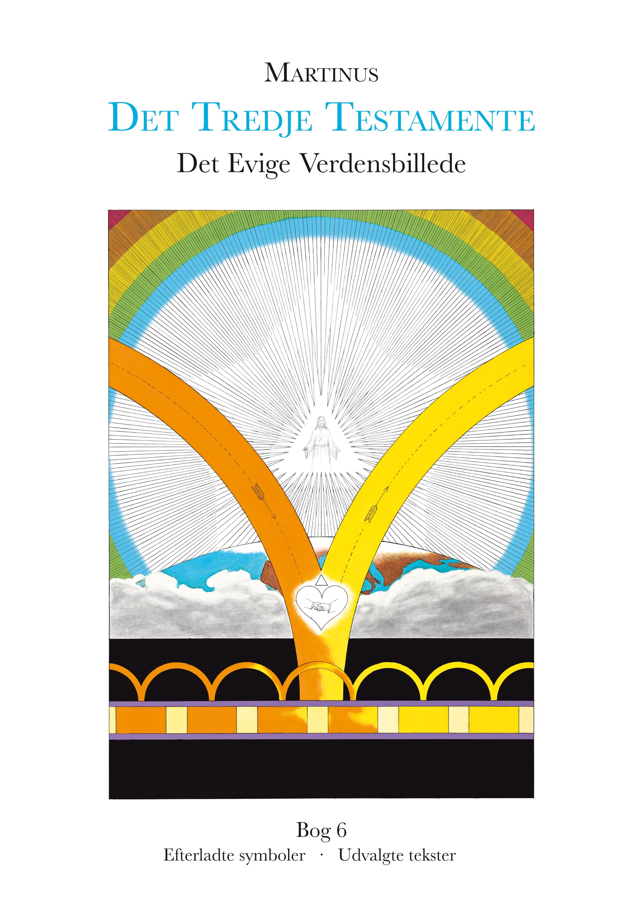 N/A – Det evige verdensbillede, bog 6 (det tredje testamente) - e-bog på bog & mystik