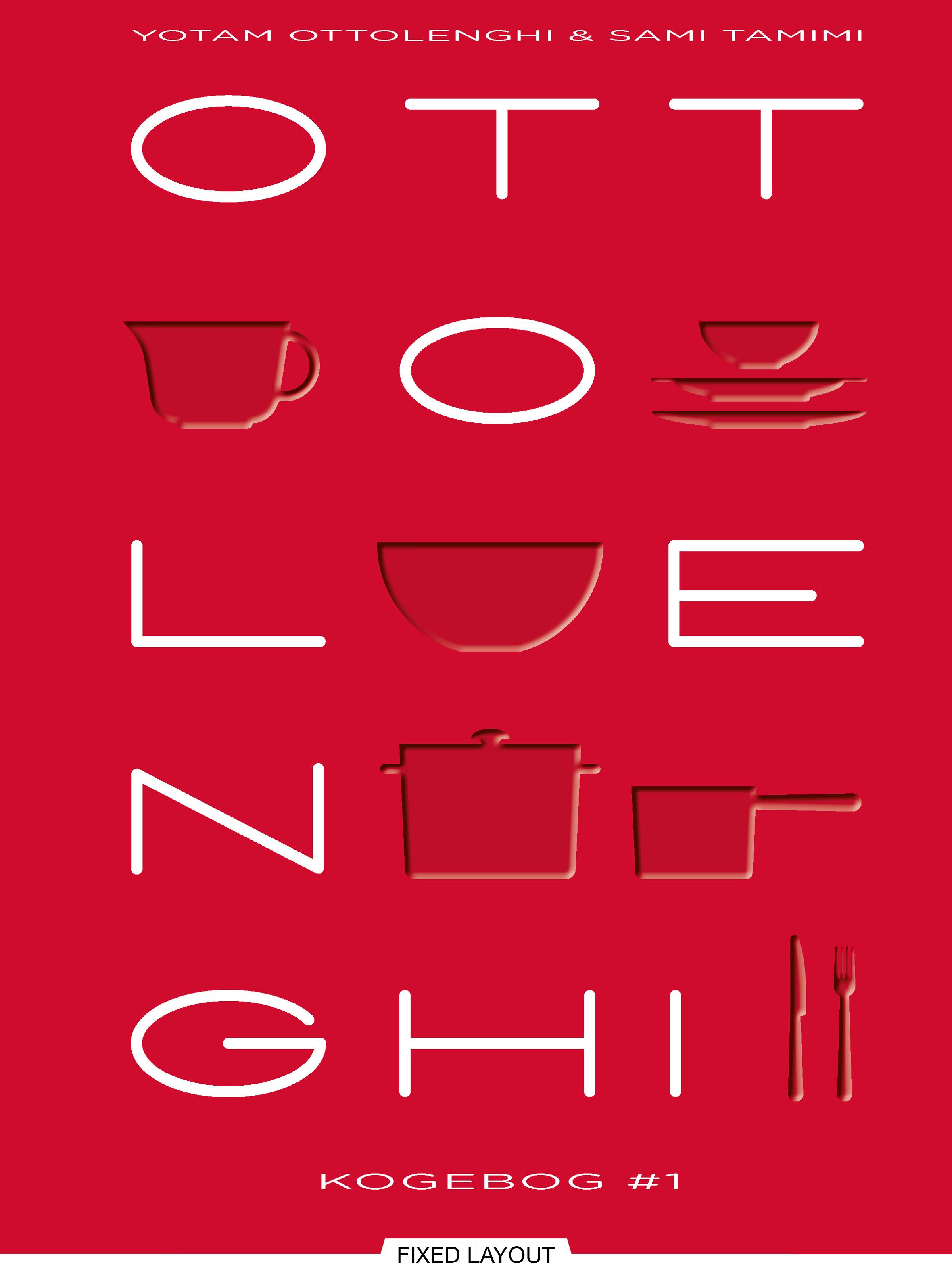 Ottolenghi: kogebog #1 - e-bog fra N/A på bog & mystik