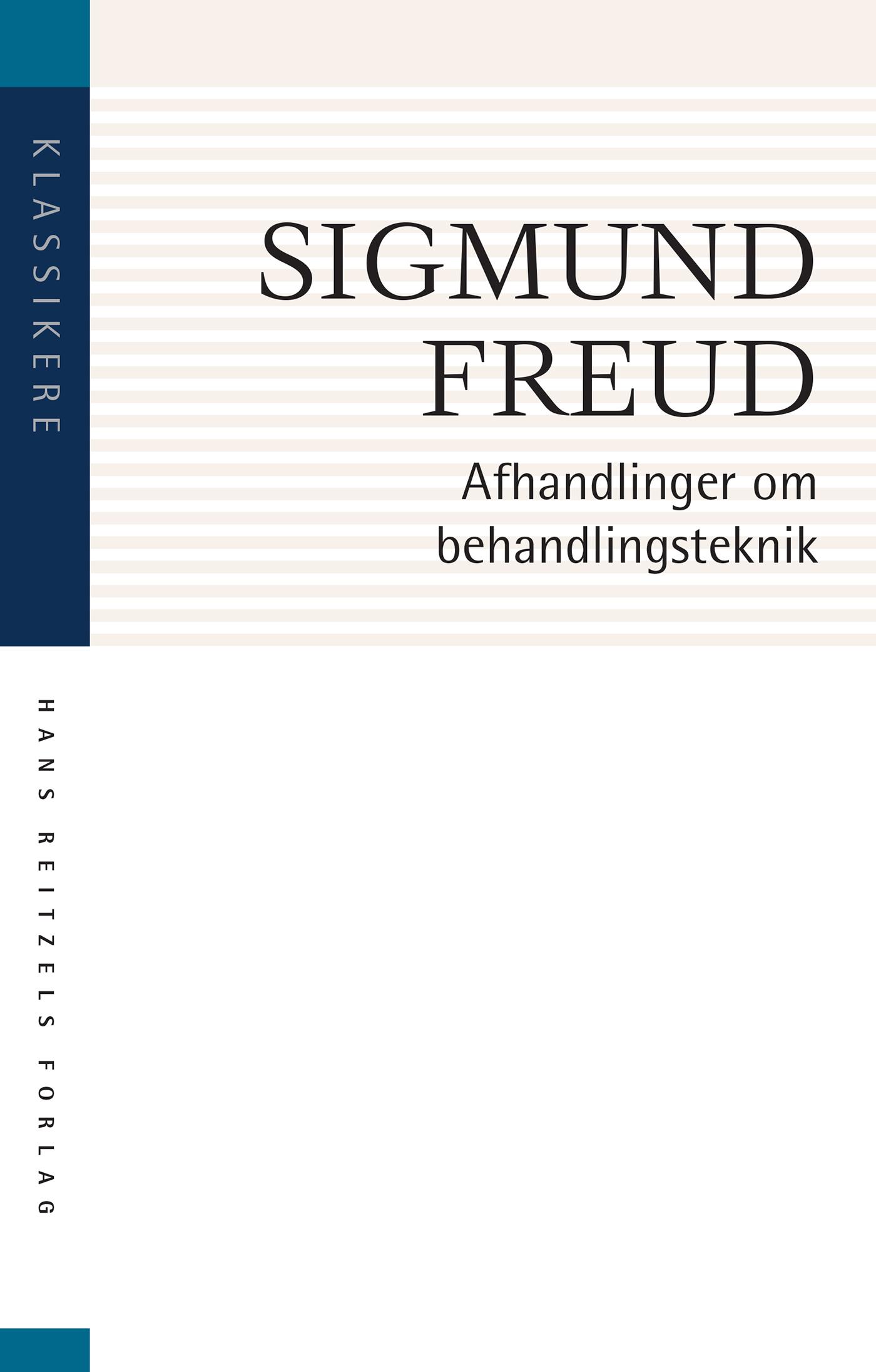 Image of   Afhandlinger om behandlingsteknik - E-bog