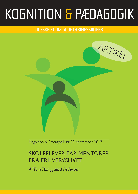 Skoleelever får mentorer fra erhvervslivet - e-bog fra N/A fra bog & mystik