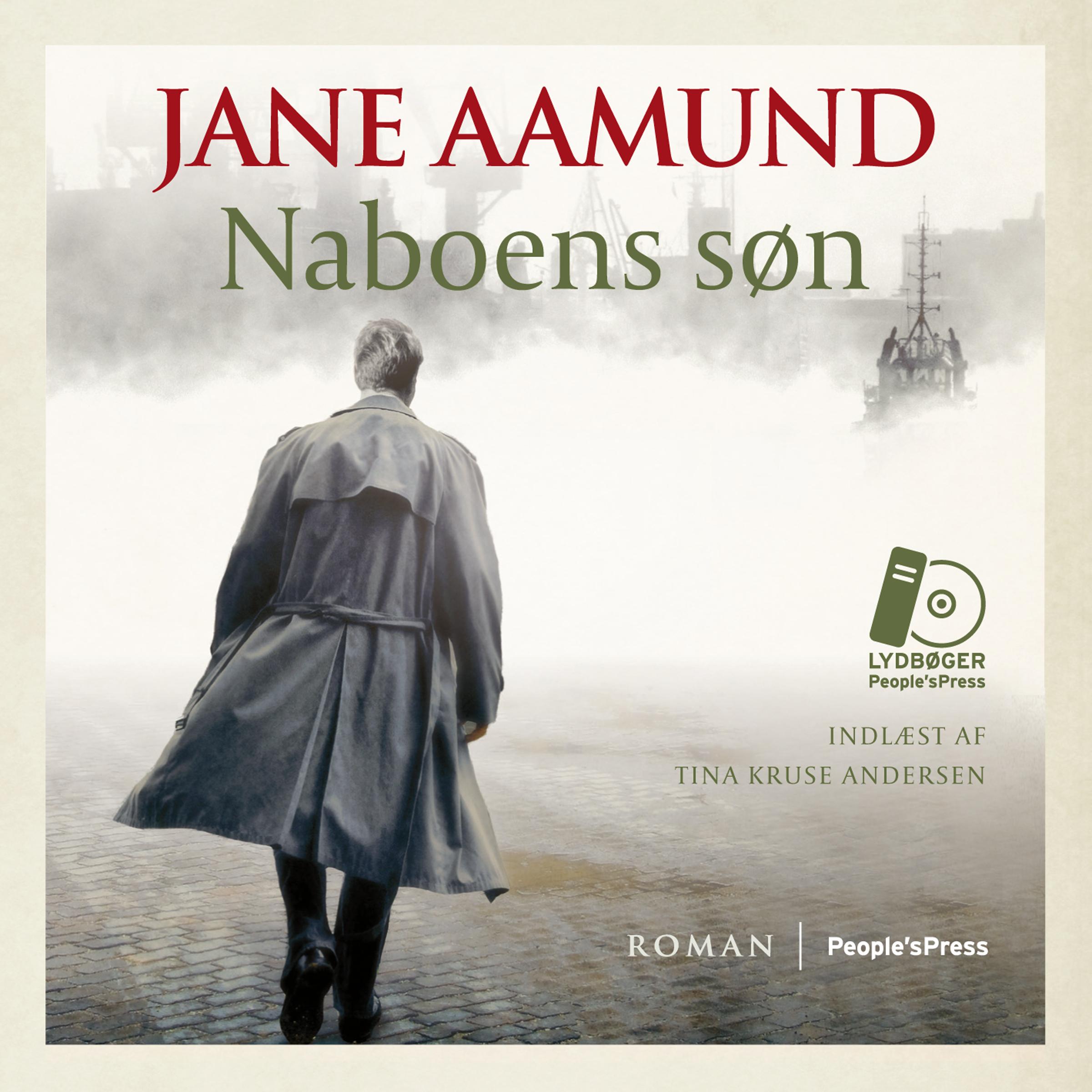 N/A – Naboens søn - e-lydbog fra bog & mystik