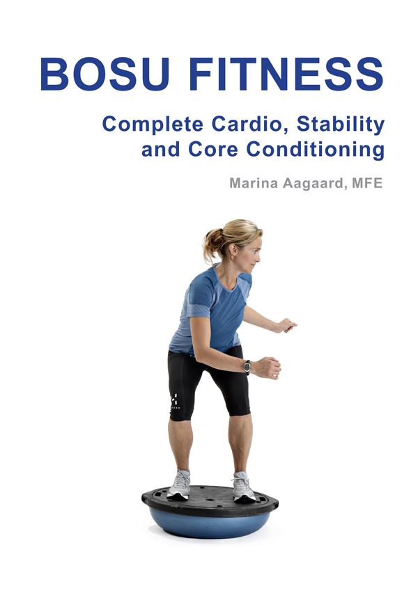 N/A – Bosu fitness - e-bog på bog & mystik