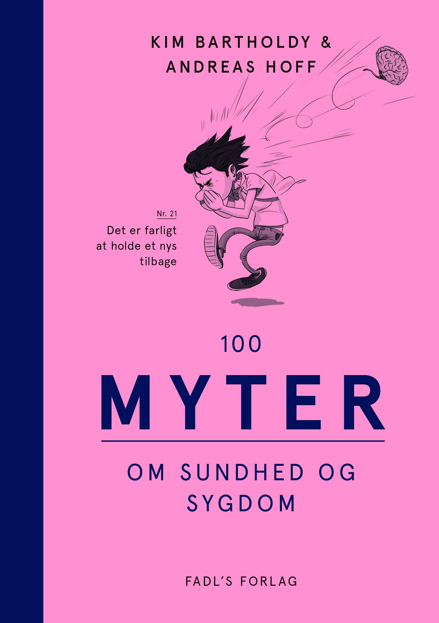Image of   100 myter om sundhed og sygdom - E-lydbog