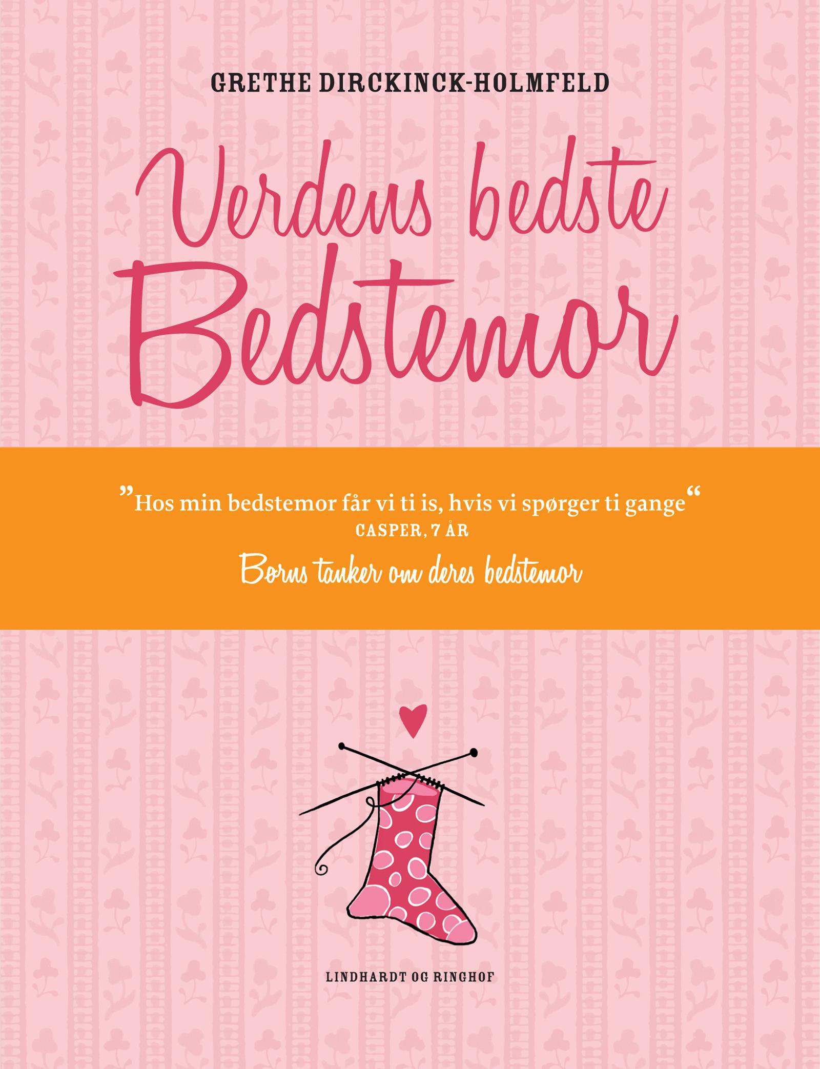N/A Verdens bedste bedstemor - e-bog på bog & mystik