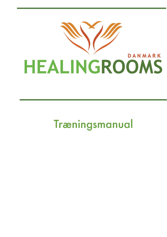 N/A – Healing rooms træningsmanual - e-bog fra bog & mystik