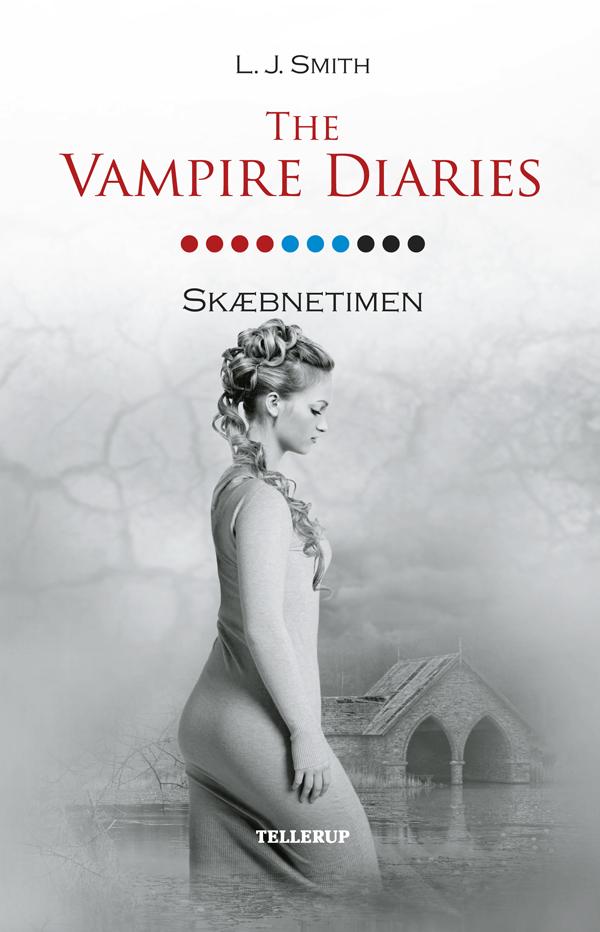 N/A The vampire diaries #10: skæbnetimen - e-lydbog på bog & mystik