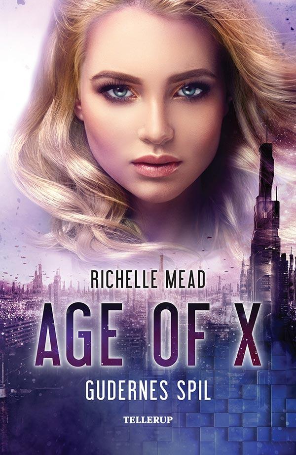 Image of   Age of X #3: Gudernes spil - E-bog