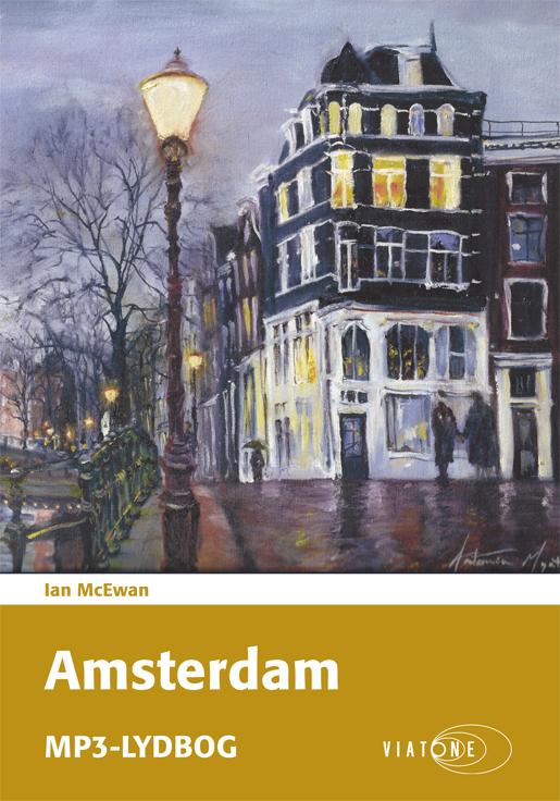 Image of   Amsterdam - E-lydbog