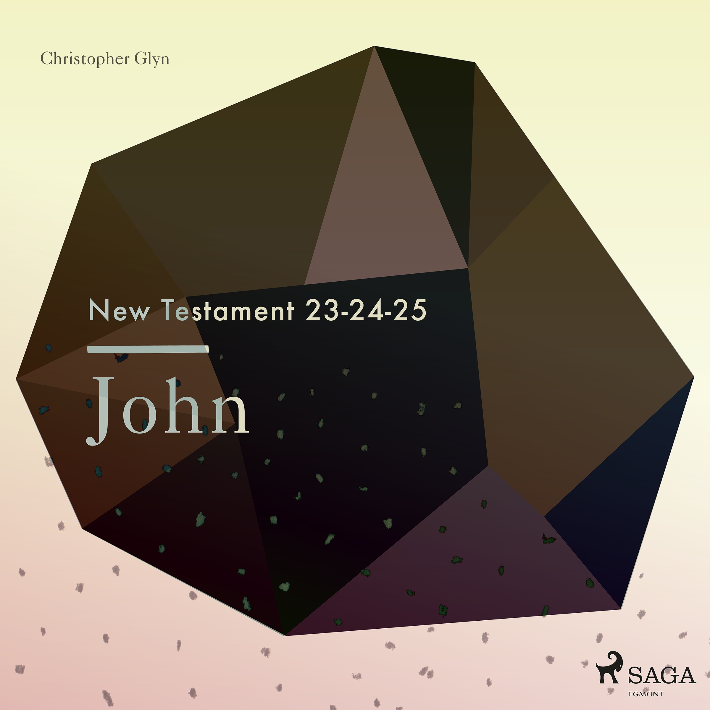 Image of   The New Testament 23-24-25 - John - E-lydbog