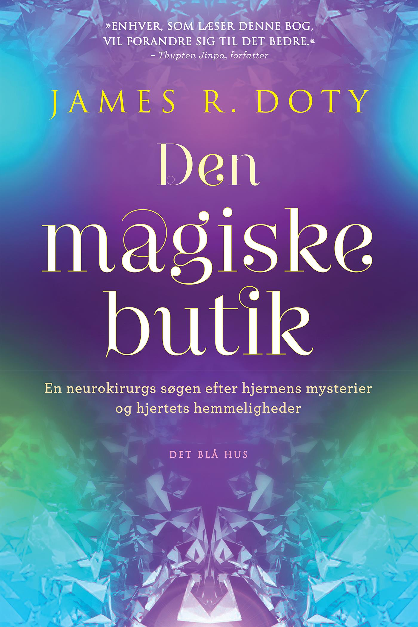 Den magiske butik - e-bog fra N/A fra bog & mystik