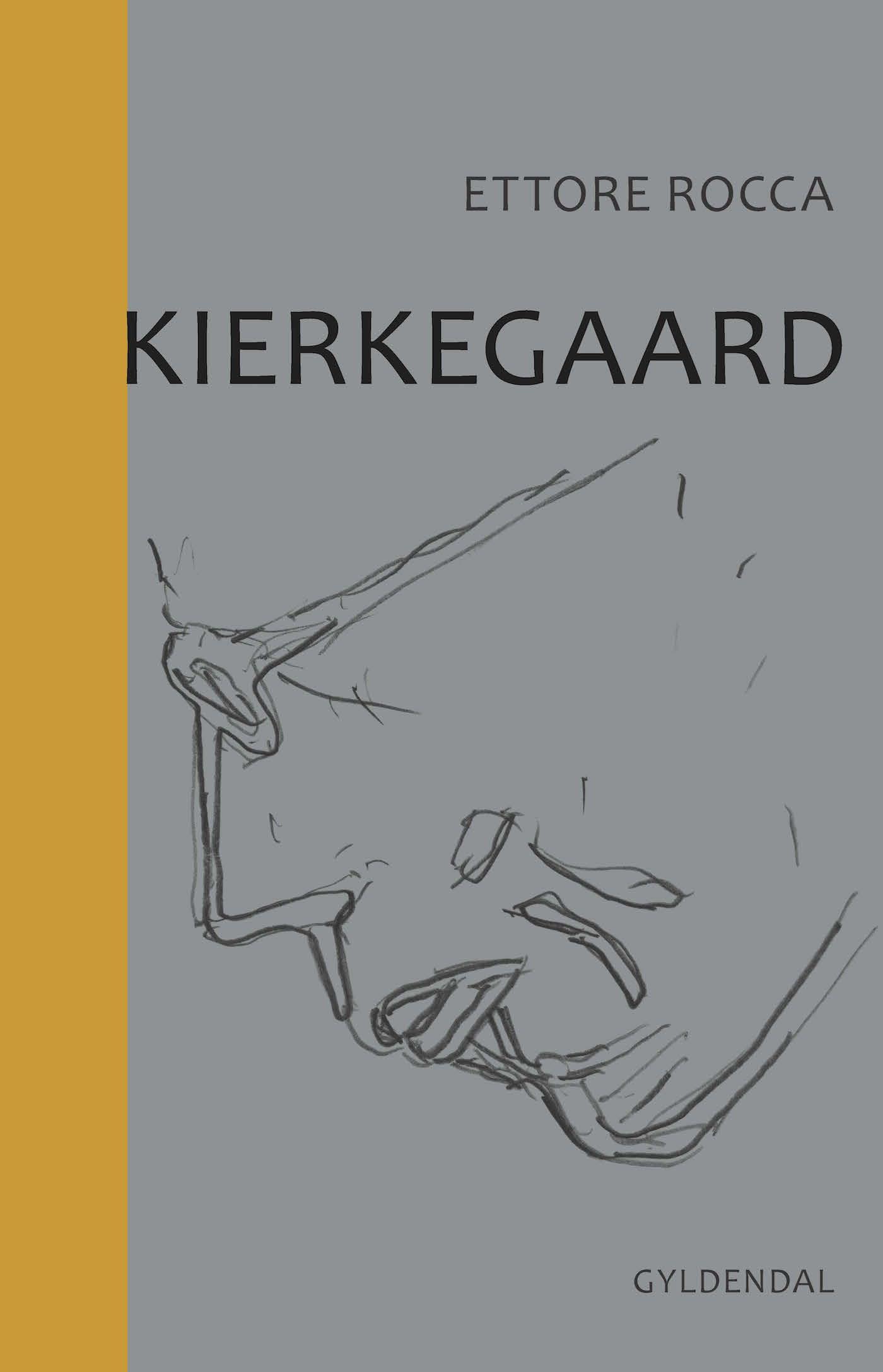 Kierkegaard - e-bog fra N/A på bog & mystik