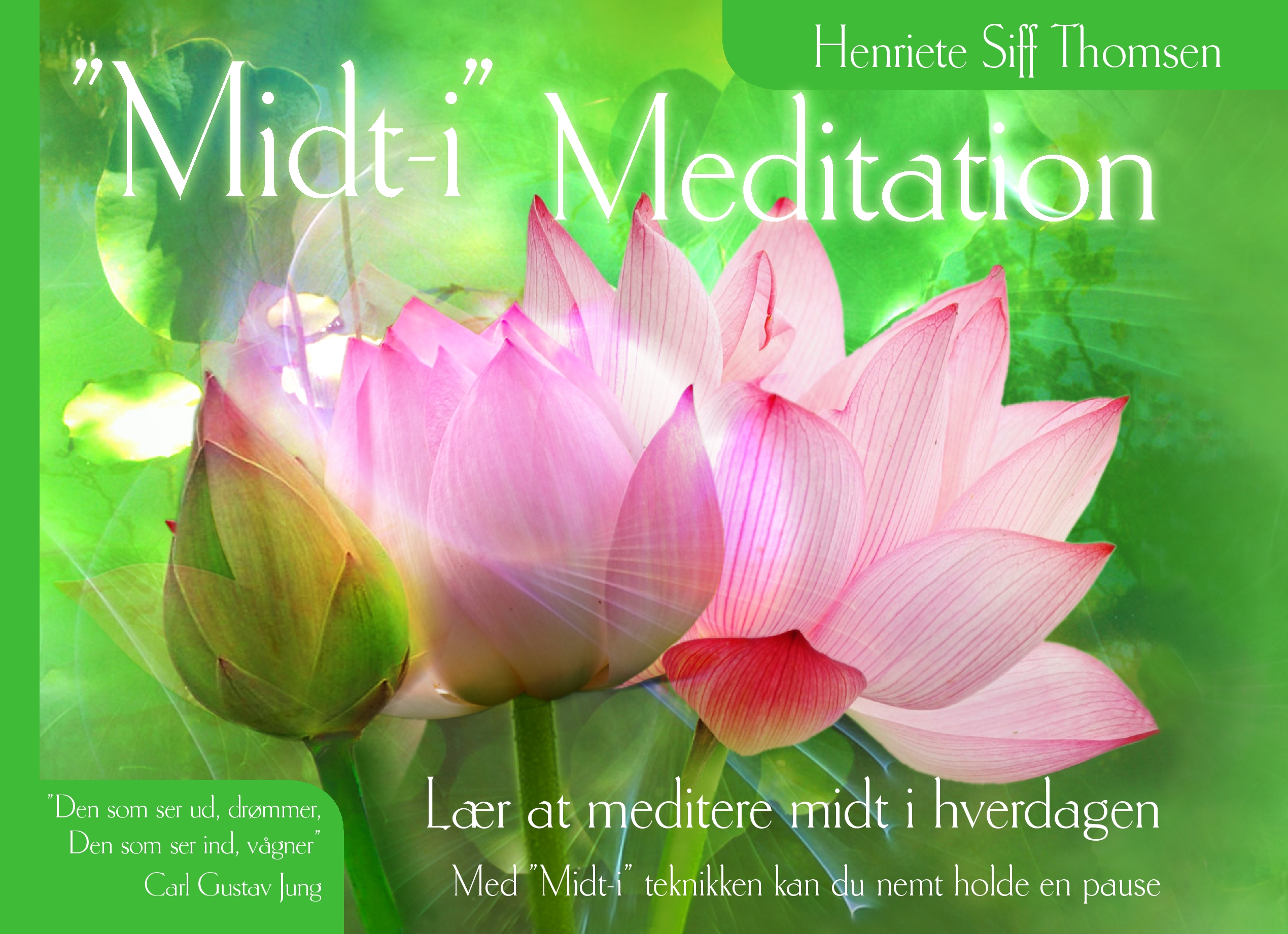 """N/A """"midt-i"""" meditation - e-bog fra bog & mystik"""