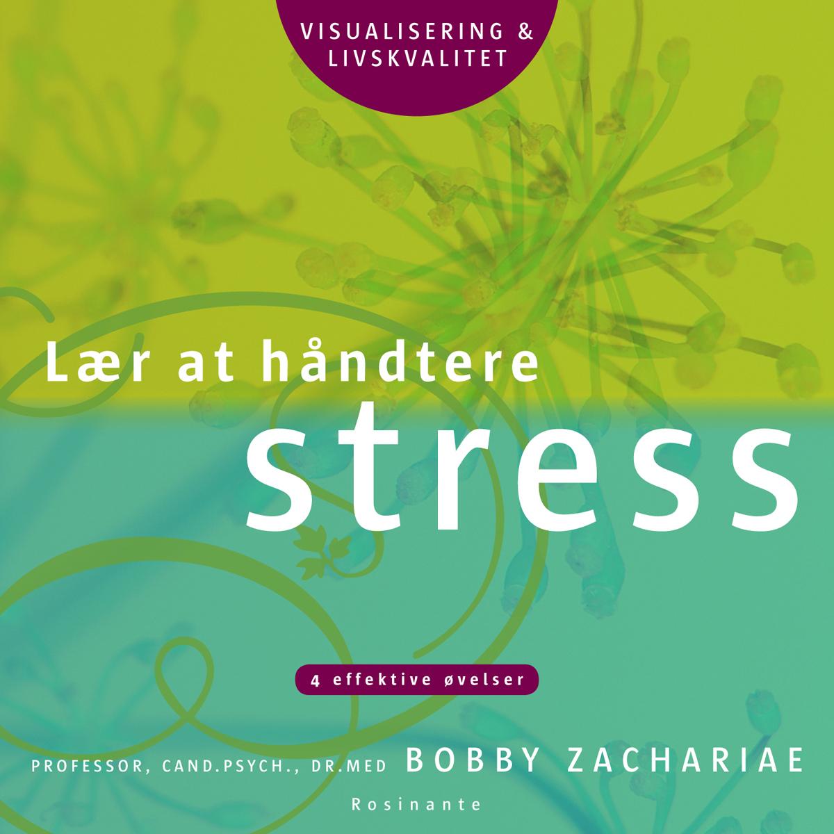 N/A – Lær at håndtere stress - e-lydbog på bog & mystik