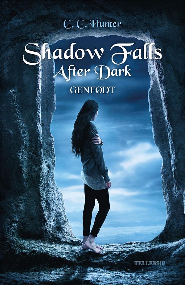 N/A Shadow falls - after dark #1: genfødt - e-bog på bog & mystik