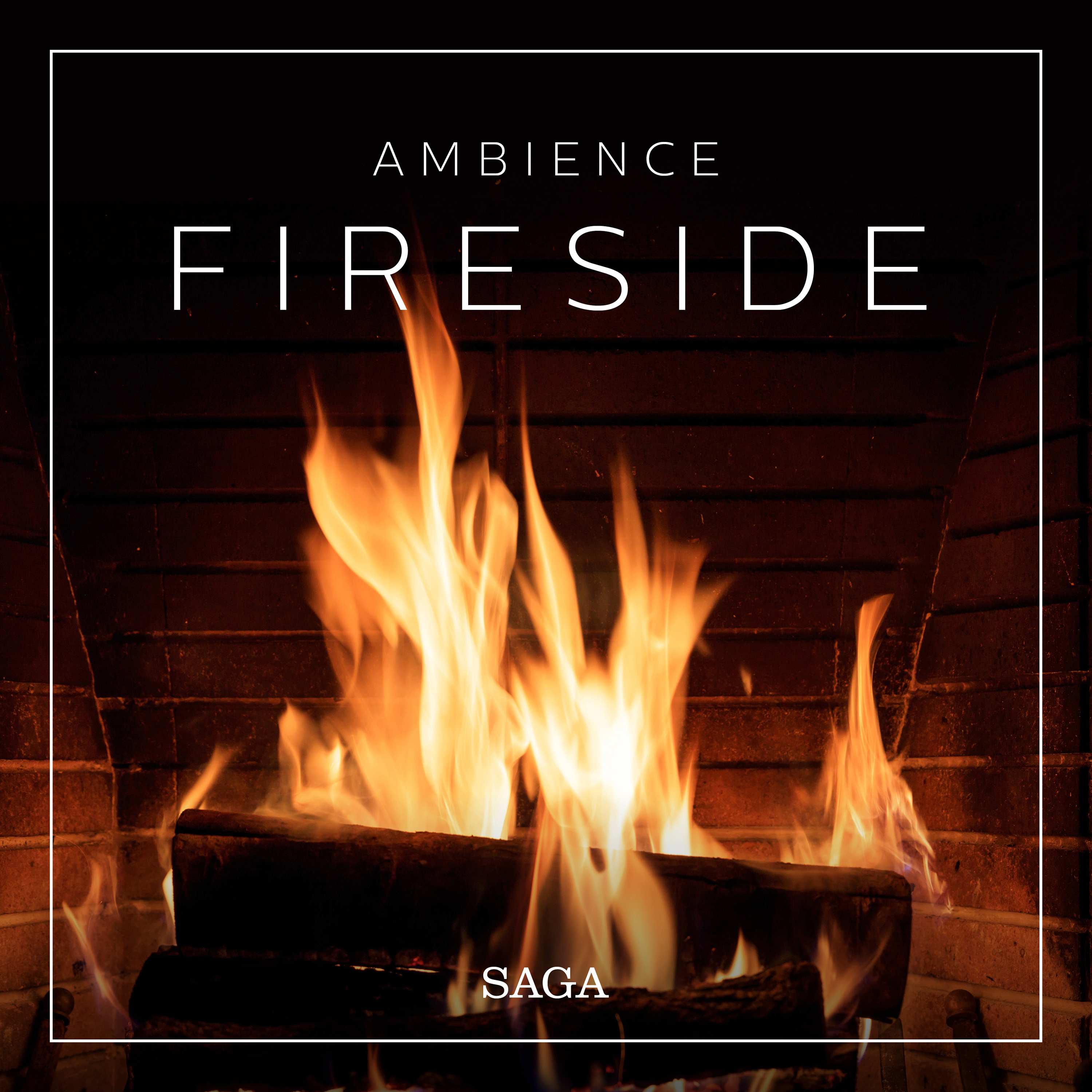 Image of   Ambience - Fireside - E-lydbog