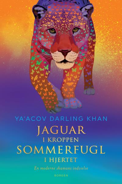 Jaguar i kroppen - sommerfugl i hjertet - E-lydbog