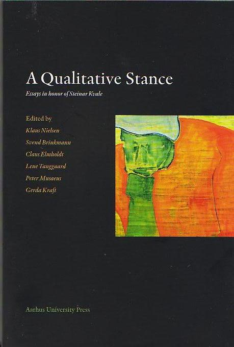 N/A A qualitative stance - e-bog fra bog & mystik