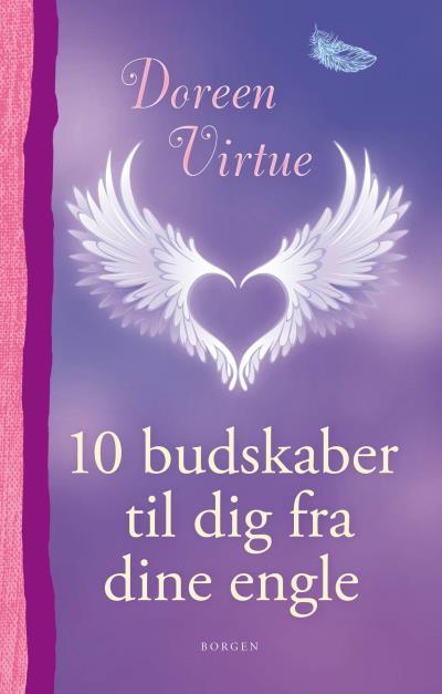 Image of   10 budskaber til dig fra dine engle - E-lydbog