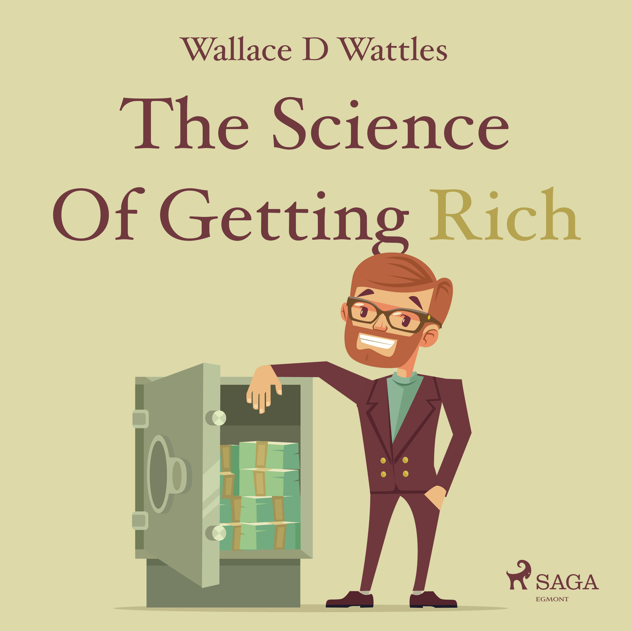 The Science Of Getting Rich - E-lydbog