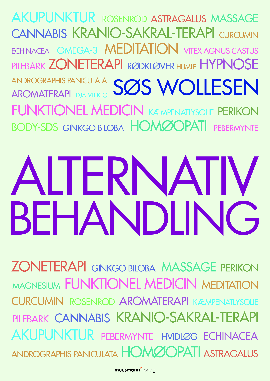 Image of   Alternativ behandling - E-bog