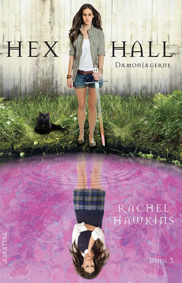 Hex hall #3: dæmonjægerne - e-lydbog fra N/A på bog & mystik