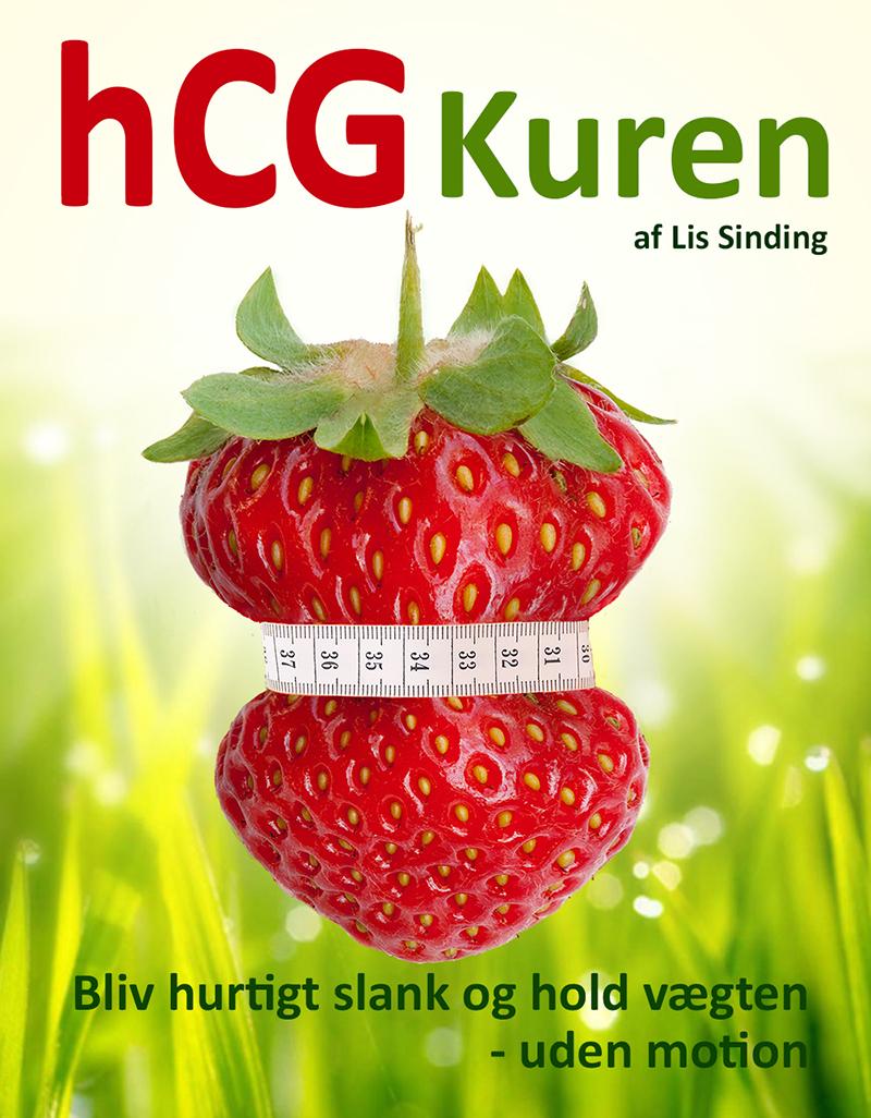 Image of   hCG Kuren - Bliv hurtigt slank og hold vægten - endda uden motion - E-bog