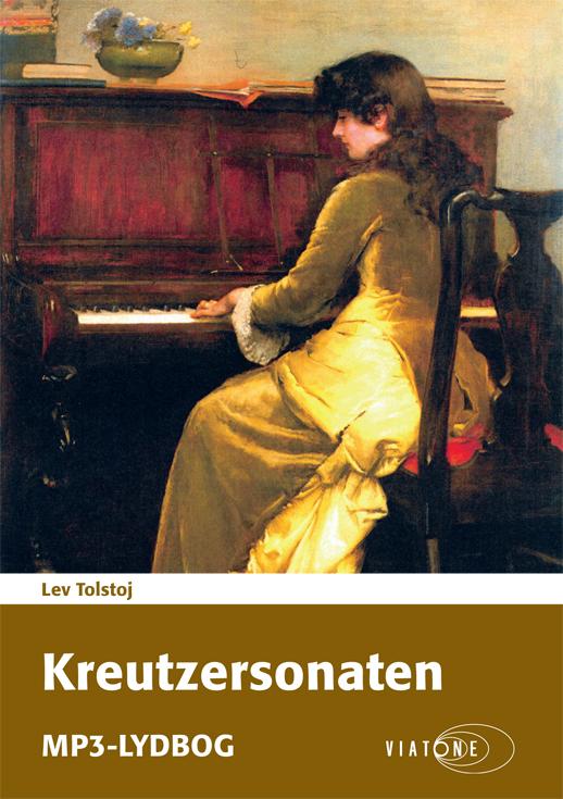 Kreutzersonaten - e-lydbog fra N/A fra bog & mystik