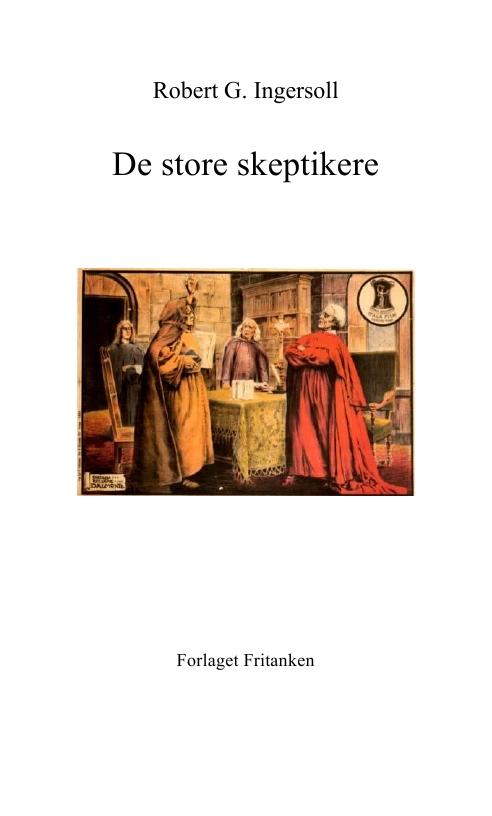 N/A De store skeptikere - e-bog fra bog & mystik